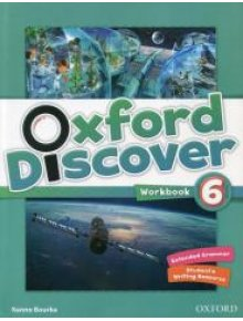 Oxford Discover 6 WB
