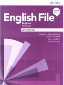 English File 4E Beginner WB without key OXFORD