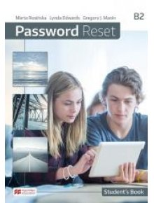 Password Reset B2 Students Book + książka cyfrowa wyd.2020 MACMILLAN