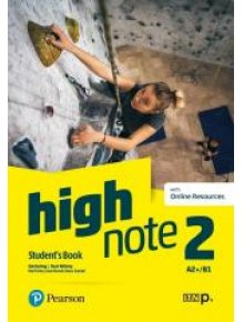 High Note 2 SB + kod Digital Resources + eBook