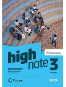 High Note 3 SBk + kod Digital Resources + eBook