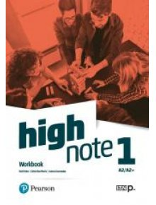 High Note 1 WB A2/A2+ + Online Practice PEARSON