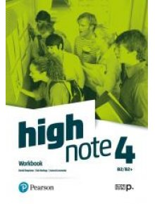 High Note 4 WB B2/B2+ + Online Practice PEARSON